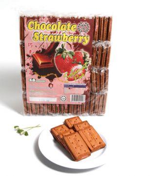 4 pcs x 40 pkt x 12 bags Chocolate Strawberry