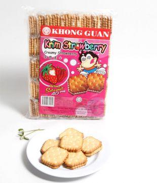 12 x 40 pkt Creamy Strawberry