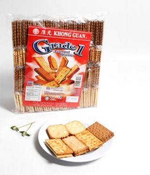 10 x 40 pkt Grade 1 Assorted Biscuits