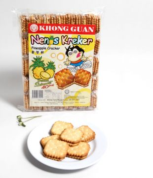 12 x 40 pkt Pineapples Cracker