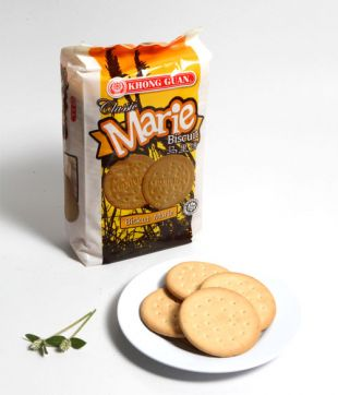 6 x 400 gm Marie Biscuit