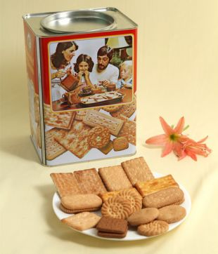 6 x 1.4 kg Family Assorted Biscuit