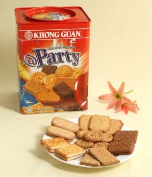 6 x 800 gm @Party Assorted Biscuit
