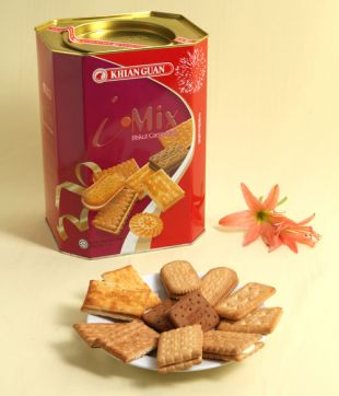 6 x 700 gm I Mix Asst Biscuit