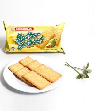 24 x 100 gm Butter Coconut