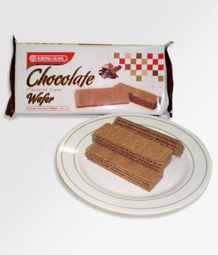 24 pkt x 95 gm Chocolate Flavoured Cream Wafer