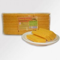 24 pkt x 250 gm Sweet Corn Flavoured Cream Wafer