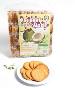 12 X 40 pkts Coconut Marie (Chung Ying Brand)