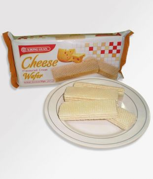 24 pkt x 95 gm Cheese Flavoured Cream Wafer