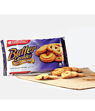 24 x 110 gm Butter Cookies