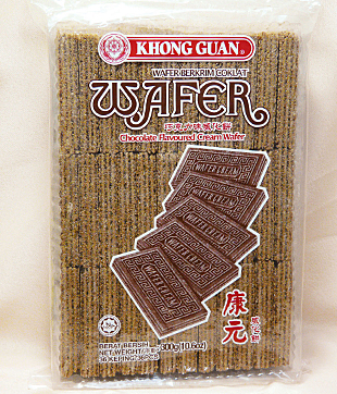 24 x 36 pcs Chocolate Flavoured Cream Wafer