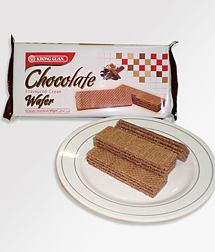 24 X 95gm Chocolate Wafer