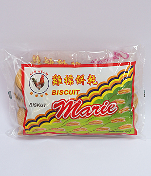 6 X 300gm Marie (Ayam Brand)