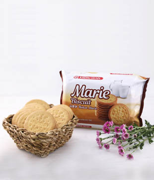 6 X 400gm Marie   Net Weight : 400 gm per Packet   Carton Size : 295 X 203 X 211